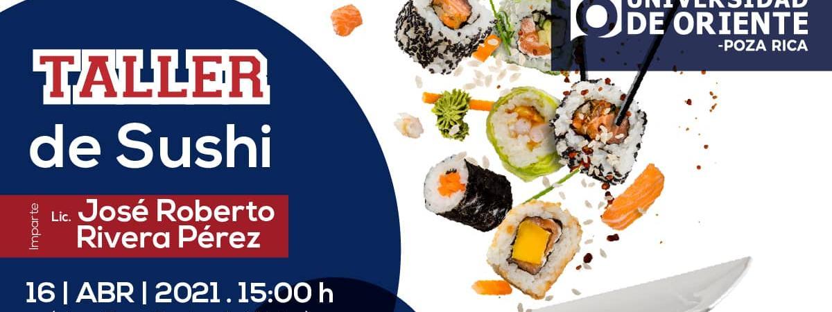 """""""Taller de Sushi"""""""