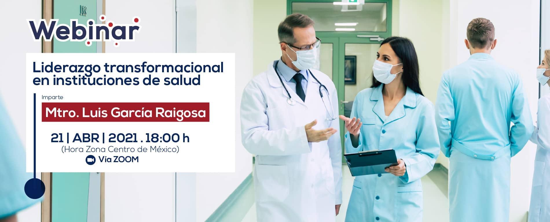 Liderazgo transformacional en instituciones de salud