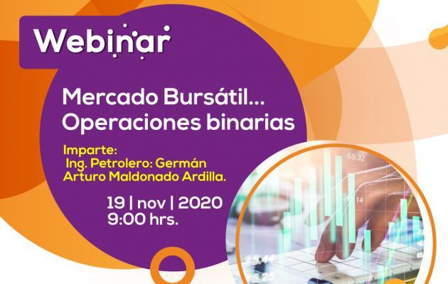 Mercado Bursátil… Operaciones Binarias