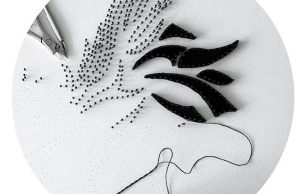 Arte con hilos